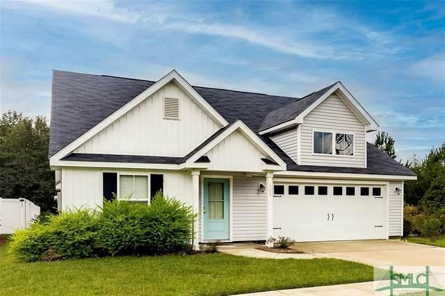 115 Washington Way, Guyton, GA 31312 (MLS #238347) :: Heather Murphy Real Estate Group