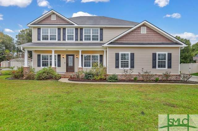 859 Forest Street, Hinesville, GA 31313 (MLS #238355) :: Barker Team   RE/MAX Savannah