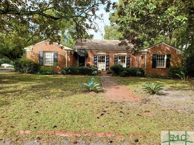 4619 Lansdowne Street, Savannah, GA 31405 (MLS #238356) :: Coastal Homes of Georgia, LLC