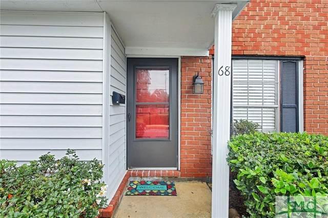 68 Knollwood Circle, Savannah, GA 31419 (MLS #238358) :: Keller Williams Coastal Area Partners