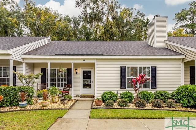 58 Olde Towne Place Drive, Savannah, GA 31410 (MLS #238360) :: The Arlow Real Estate Group