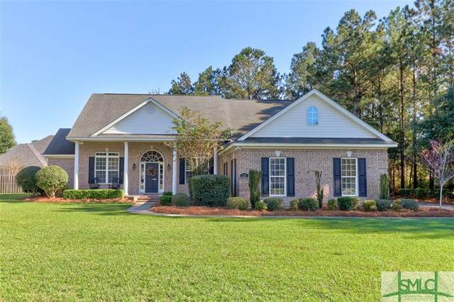 124 S Effingham Plantation Drive, Guyton, GA 31312 (MLS #238371) :: Coastal Homes of Georgia, LLC