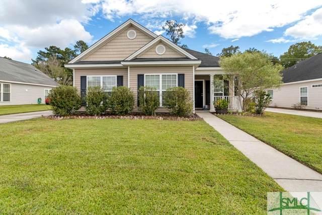 37 Savannah Lane, Richmond Hill, GA 31324 (MLS #238377) :: Barker Team | RE/MAX Savannah
