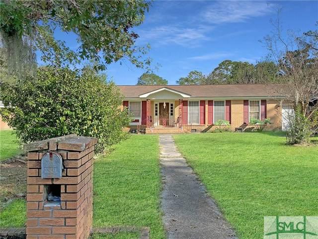 8308 Dale Drive, Savannah, GA 31405 (MLS #238379) :: Coastal Homes of Georgia, LLC
