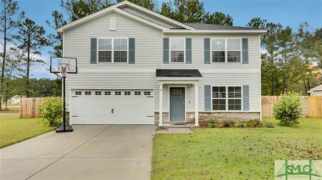 15 Blackberry Circle, Guyton, GA 31312 (MLS #238380) :: Teresa Cowart Team