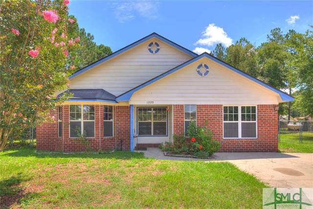 1225 Jubail Drive, Hinesville, GA 31313 (MLS #238384) :: The Sheila Doney Team