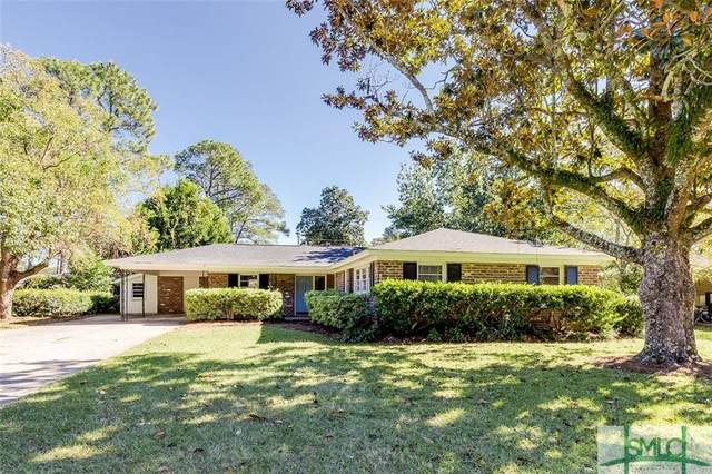 5712 Lovett Drive, Savannah, GA 31406 (MLS #238387) :: The Arlow Real Estate Group