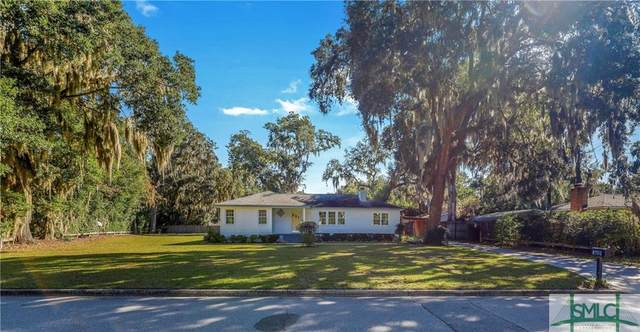 8702 Hurst Avenue, Savannah, GA 31406 (MLS #238388) :: The Arlow Real Estate Group