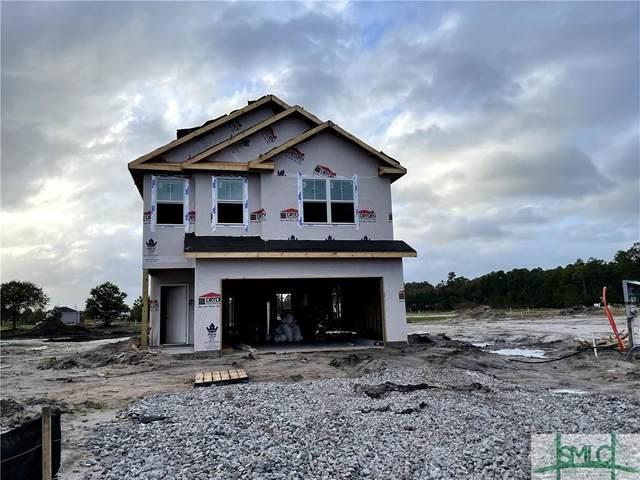 60 Gambrell Road, Hinesville, GA 31313 (MLS #238391) :: Coastal Homes of Georgia, LLC