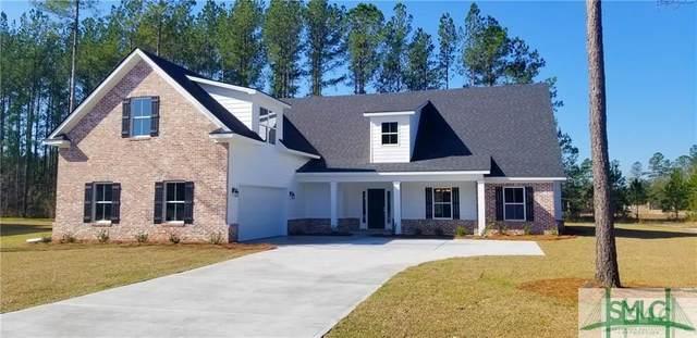 144 Sapphire Circle, Guyton, GA 31312 (MLS #238400) :: Team Kristin Brown | Keller Williams Coastal Area Partners
