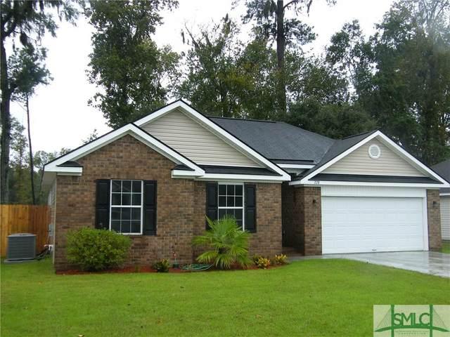 228 Fontenot Drive, Savannah, GA 31405 (MLS #238403) :: Coastal Homes of Georgia, LLC