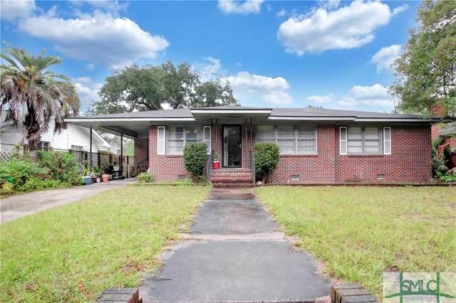 1512 E 52nd Street, Savannah, GA 31404 (MLS #238410) :: Keller Williams Coastal Area Partners
