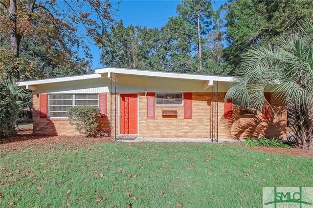 106 Willow Road, Savannah, GA 31419 (MLS #238420) :: Barker Team | RE/MAX Savannah