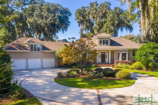 6 Sedgewater, Savannah, GA 31411 (MLS #238437) :: Coastal Homes of Georgia, LLC