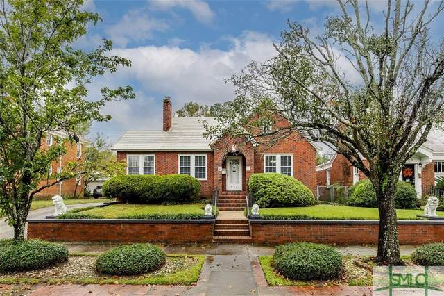 627 E 52nd Street, Savannah, GA 31405 (MLS #238440) :: Barker Team | RE/MAX Savannah