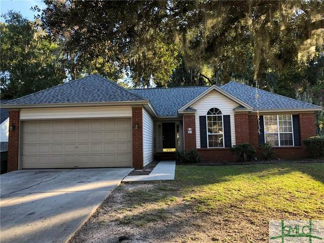 37 Rose Hill Drive, Savannah, GA 31419 (MLS #238461) :: Coastal Homes of Georgia, LLC