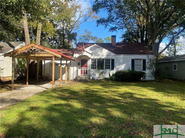 408 E 57th Street, Savannah, GA 31405 (MLS #238469) :: Coastal Homes of Georgia, LLC