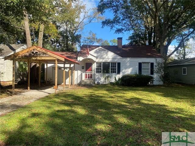 408 E 57th Street, Savannah, GA 31405 (MLS #238469) :: Barker Team | RE/MAX Savannah