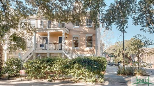 227 Houston Street, Savannah, GA 31401 (MLS #238476) :: Barker Team | RE/MAX Savannah