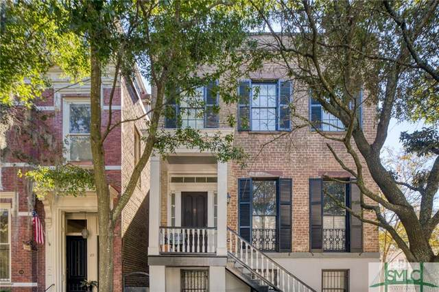 101 E Jones Street, Savannah, GA 31401 (MLS #238486) :: Keller Williams Coastal Area Partners