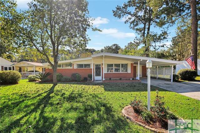 321 Tanglewood Road, Savannah, GA 31419 (MLS #238488) :: Barker Team | RE/MAX Savannah