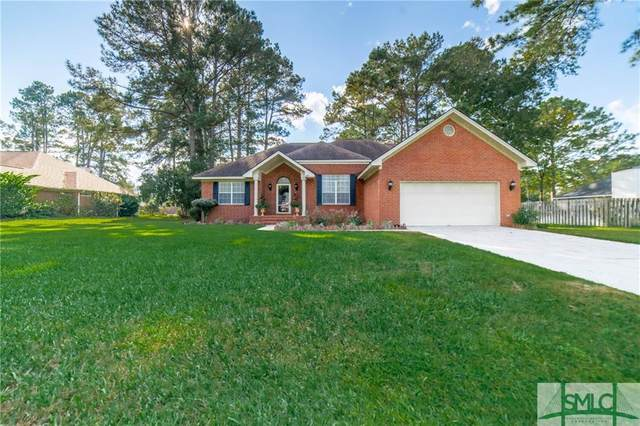 310 Flint Creek Drive, Richmond Hill, GA 31324 (MLS #238491) :: Liza DiMarco