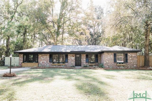 305 Willow Road, Savannah, GA 31419 (MLS #238497) :: Keller Williams Coastal Area Partners