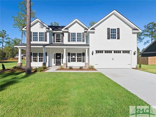 213 Calhoun Lane, Richmond Hill, GA 31324 (MLS #238499) :: Barker Team | RE/MAX Savannah