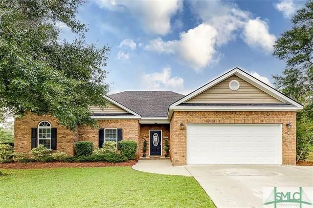 600 Ballaststone Circle, Bloomingdale, GA 31302 (MLS #238501) :: The Arlow Real Estate Group