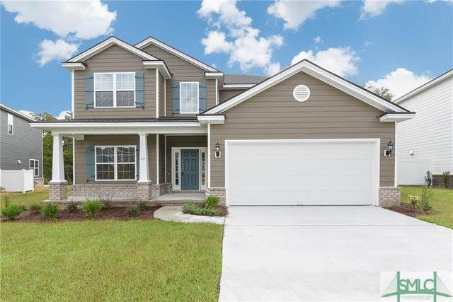 167 Clover Pointe Circle, Guyton, GA 31312 (MLS #238508) :: RE/MAX All American Realty