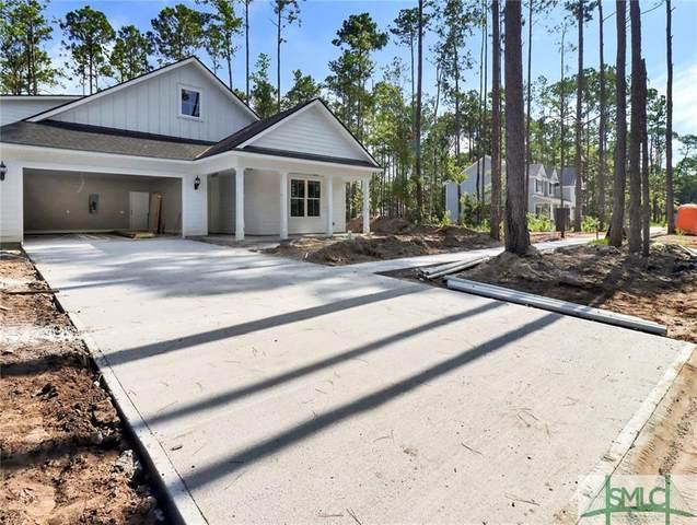 154 Lafayette Drive, Richmond Hill, GA 31324 (MLS #238517) :: Barker Team | RE/MAX Savannah