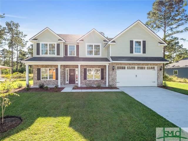 283 Lafayette Drive, Richmond Hill, GA 31324 (MLS #238518) :: Barker Team | RE/MAX Savannah