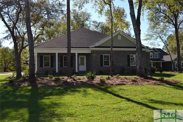 215 Fairmont Drive, Rincon, GA 31326 (MLS #238528) :: Bocook Realty