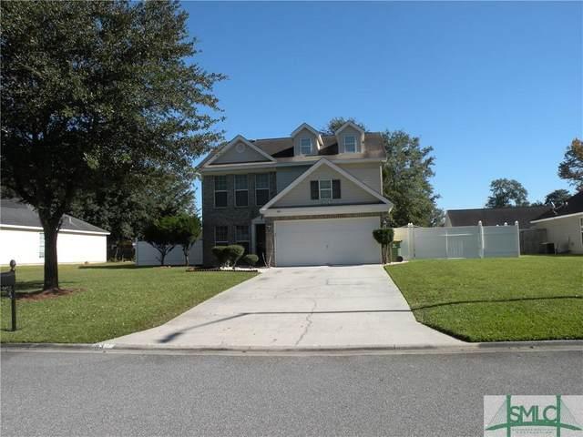 183 Silverton Road, Pooler, GA 31322 (MLS #238532) :: Heather Murphy Real Estate Group