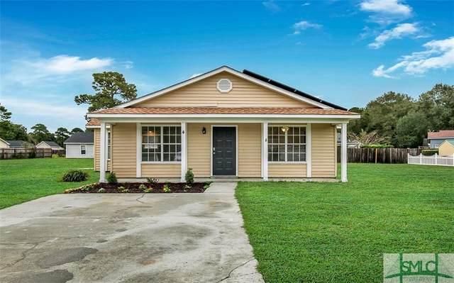4 Irongate Drive, Beaufort, SC 29906 (MLS #238534) :: Keller Williams Coastal Area Partners