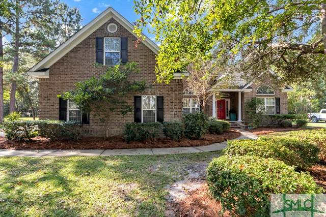 781 Channing Drive, Richmond Hill, GA 31324 (MLS #238537) :: The Arlow Real Estate Group