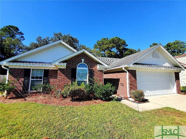 12 Waterstone Circle, Savannah, GA 31405 (MLS #238539) :: Coastal Homes of Georgia, LLC