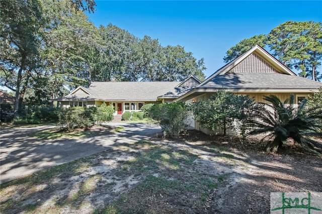 231 Yam Gandy Road, Savannah, GA 31411 (MLS #238540) :: The Arlow Real Estate Group