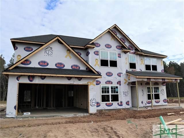 289 O C Martin Jr Drive, Hinesville, GA 31313 (MLS #238541) :: The Arlow Real Estate Group