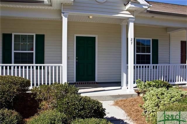 27 Falkland Avenue, Savannah, GA 31407 (MLS #238549) :: Keller Williams Coastal Area Partners