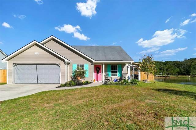212 Archer Road, Guyton, GA 31312 (MLS #238555) :: Partin Real Estate Team at Luxe Real Estate Services