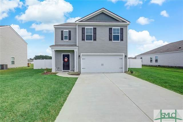 107 Butternut Boulevard, Guyton, GA 31312 (MLS #238568) :: Coastal Homes of Georgia, LLC