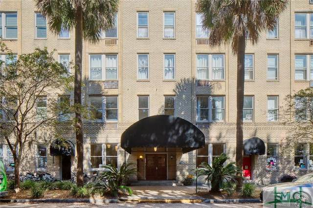 106 W Gwinnett Street 5C, Savannah, GA 31401 (MLS #238569) :: Keller Williams Coastal Area Partners