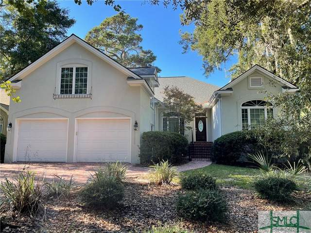 1 Oak Shadow Court, Savannah, GA 31411 (MLS #238573) :: Keller Williams Coastal Area Partners