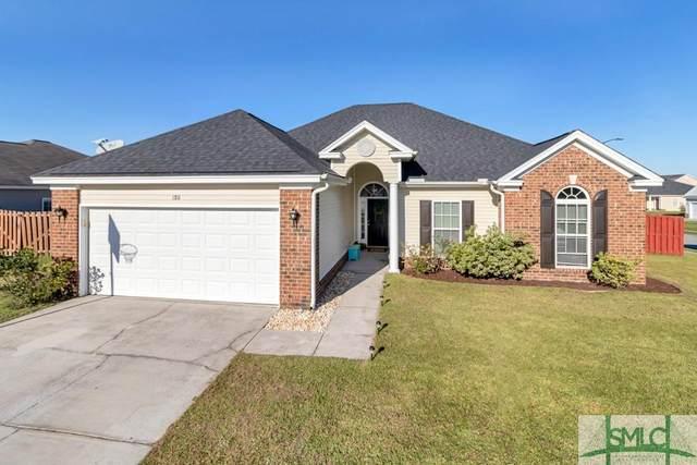 180 Red Oak Drive, Richmond Hill, GA 31324 (MLS #238579) :: Keller Williams Coastal Area Partners