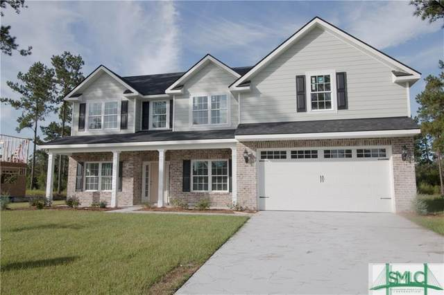 90 Lafayette Drive, Richmond Hill, GA 31324 (MLS #238580) :: Barker Team | RE/MAX Savannah