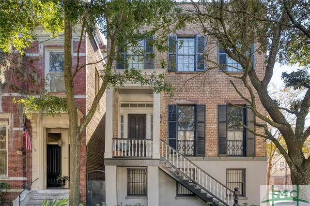 101 E Jones Street, Savannah, GA 31401 (MLS #238581) :: Keller Williams Coastal Area Partners