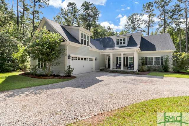77 Barnard Road, Richmond Hill, GA 31324 (MLS #238603) :: Heather Murphy Real Estate Group