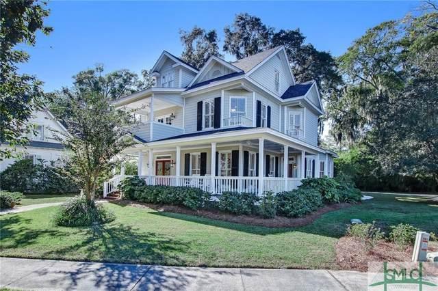 203 John Wesley Way, Savannah, GA 31404 (MLS #238609) :: RE/MAX All American Realty