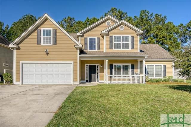 3 Stone Gate Court, Pooler, GA 31322 (MLS #238616) :: Level Ten Real Estate Group